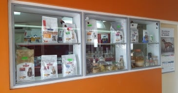 Winkel/Shop